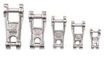 Ankerconnector 8 mm RVS wartel