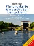 Gewässerkarte NO Deutschland