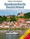 Gewässerkarte SUD Deutschland