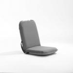 Comfort Seat Classic Cadet Grey 100x48x8cm acrylic