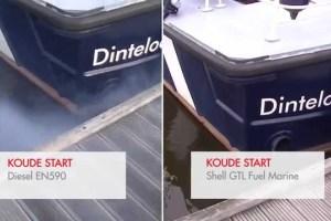 calorische waarde diesel